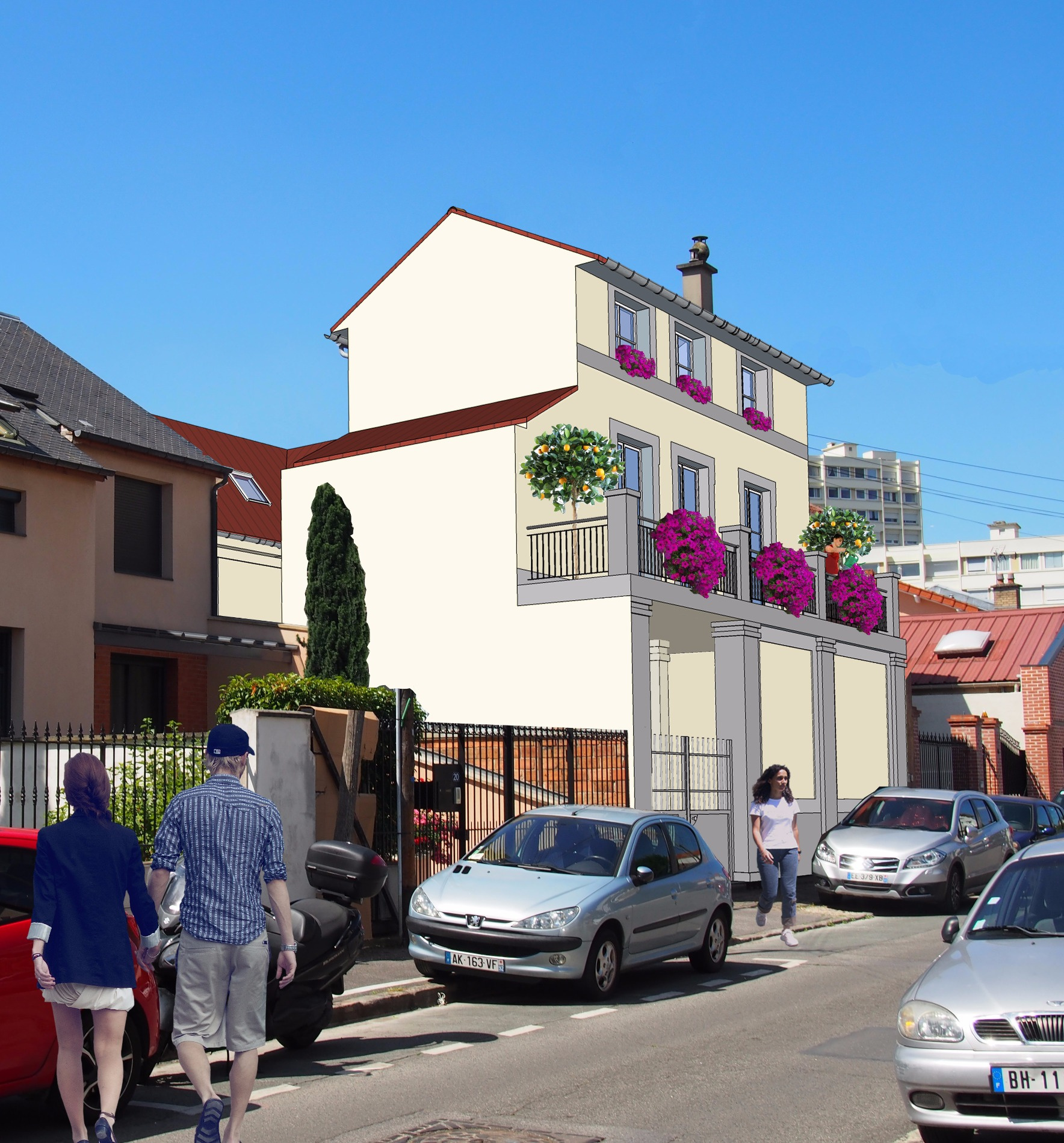 Maison familiale maison alfort interesting toutes nos for Asa maison alfort